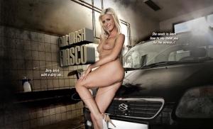 Car Wash Fiasco - Porn Game