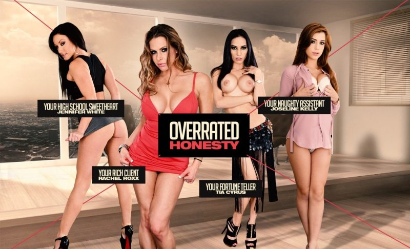 Lifeselector - Overrated Honesty Real Porn Game