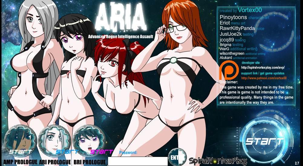 Advanced Rogue Intelligence Assault - Aria