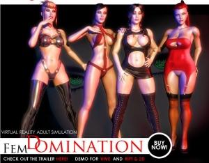 Citor3 FemDomination Porn Game 3D