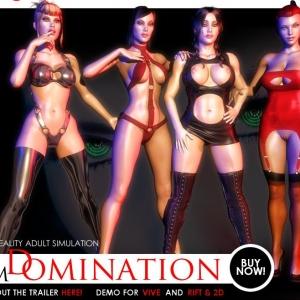 Citor3 FemDomination Porn Spēle 3D