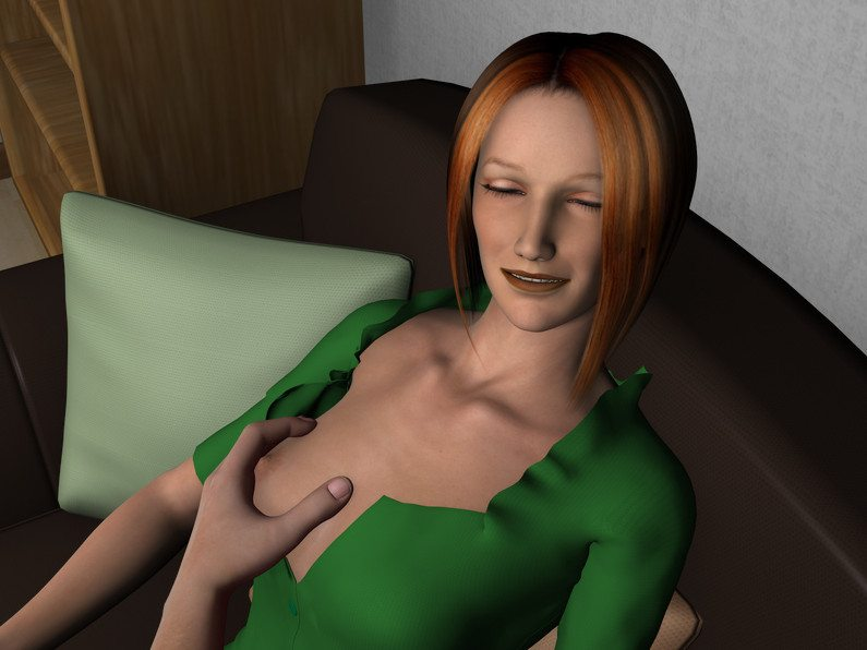 Virtual Date Girls Anna Porn Game