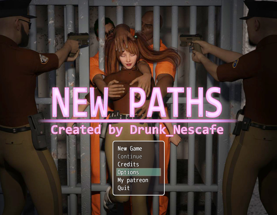 New Paths - DrunkNescafe