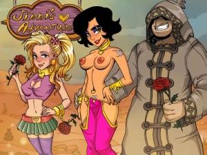 Jinni's Adventure