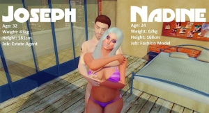 Night with Nadine Full Game