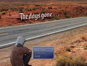 The Days Gone First Build