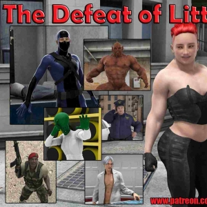 The Defeat of Little Red