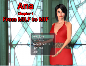Ana - Chapter 1 From Milf to Mif