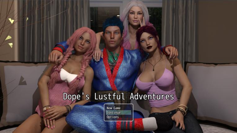 Dope Lustful Maceraları