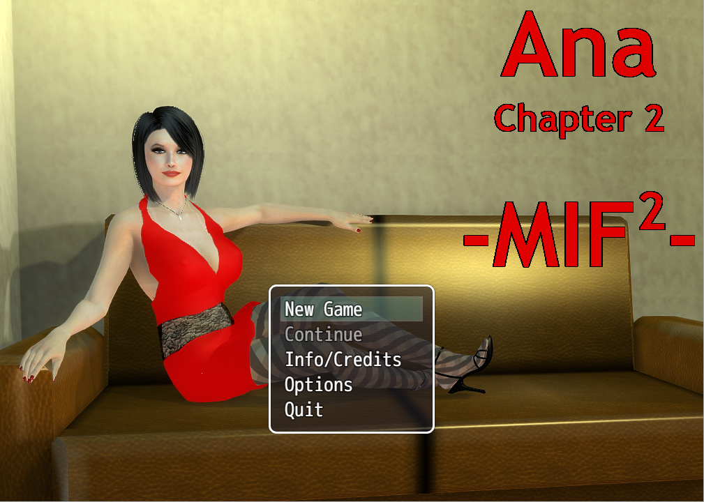 Ana - Chapter2 From Milf to Mif