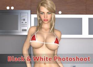 Black & White Photoshoot