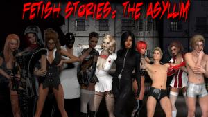 Fetish Stories The Asylum