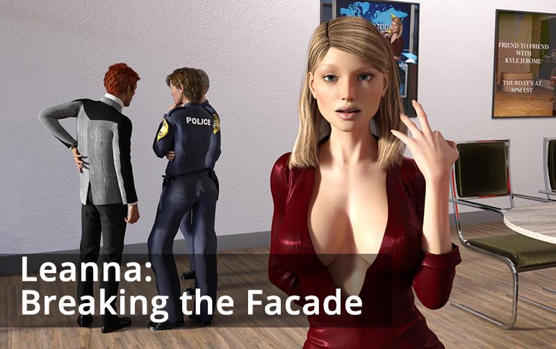 Leanna Breaking the Facade
