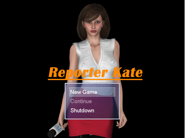 Reporter Kate Adult Game