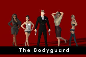 The Bodyguard Adult Game
