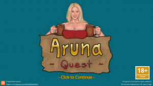 Aruna Quest Adult Game