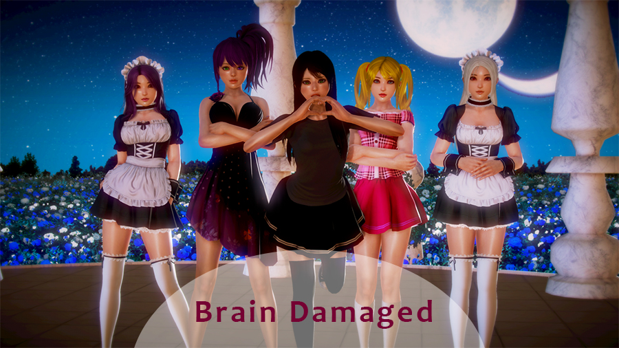 Brain Damaged Game