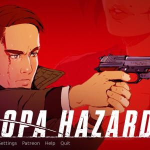 Europa-Hazard