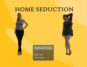Home Seduction Adult Game