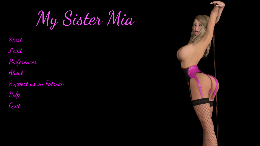My Sister Mia Remake Game