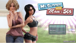 My Summer With Mom & Sis Game