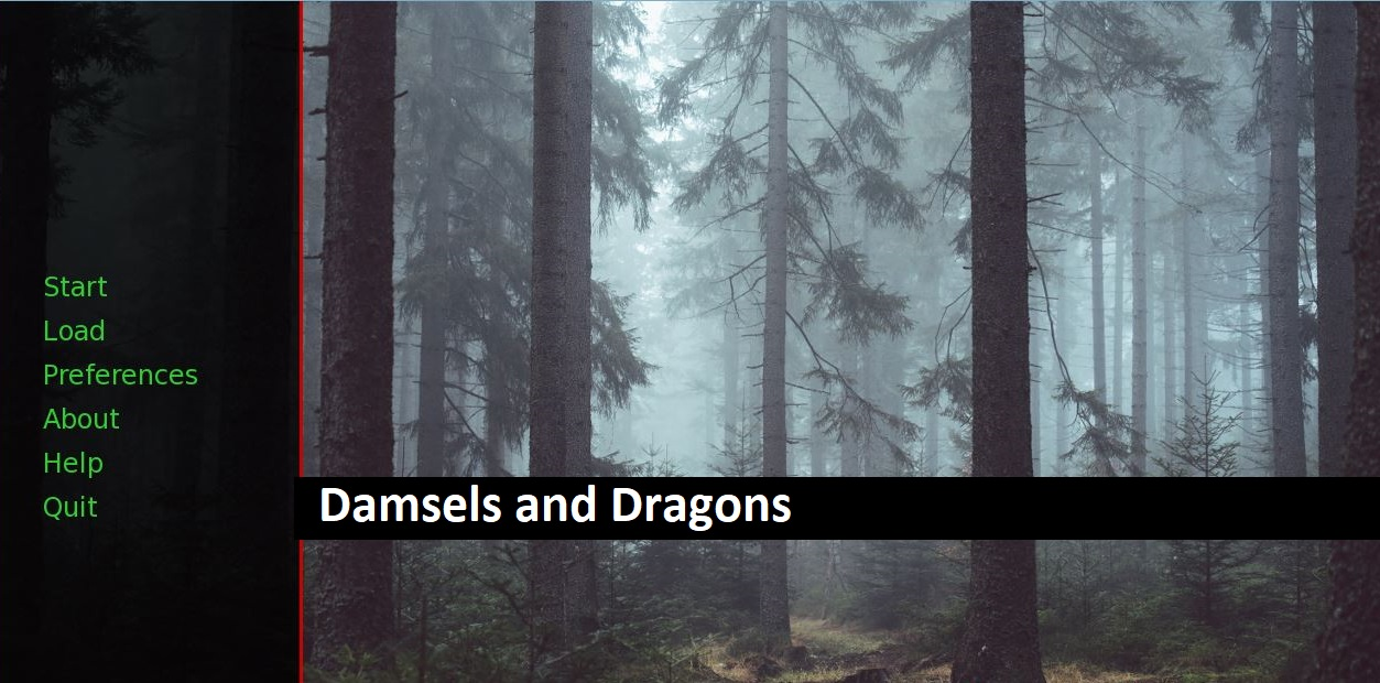 Damsels and Dragons – Version 1.03