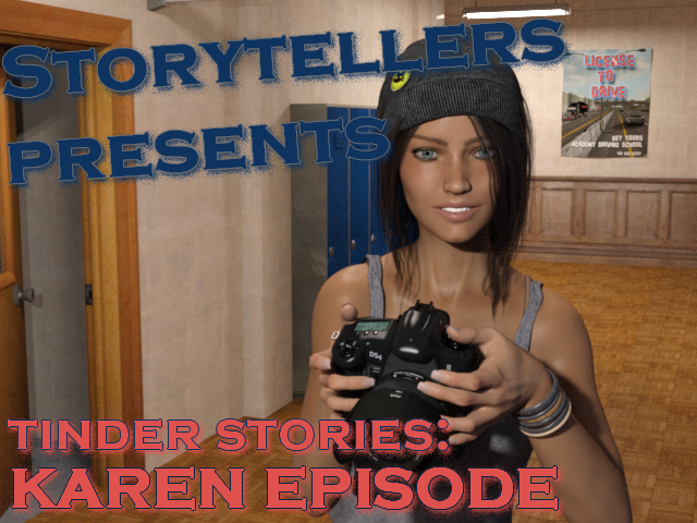 Tinder Stories Karen Episode - Adult Game