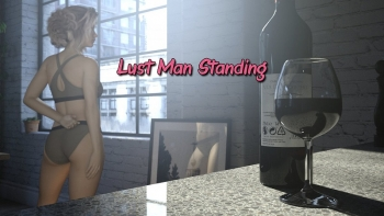Lust Man Standing Adult Game