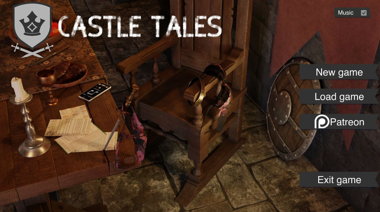 Castle-Tales
