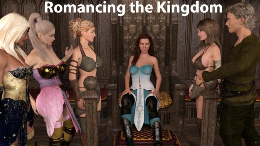 Romancing the Kingdom - 3D-Spiele für Erwachsene