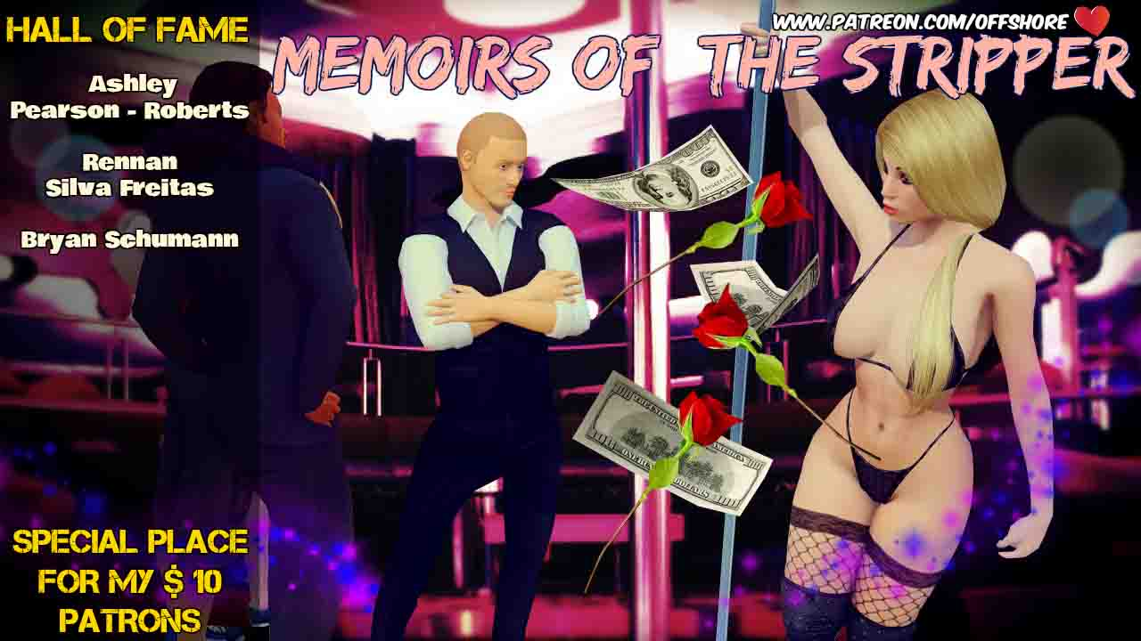 Memoirs Of The Stripper