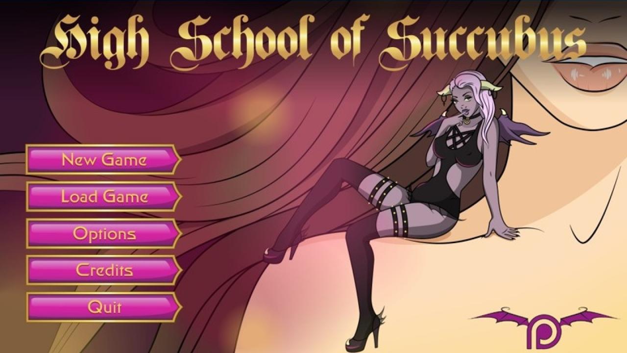 Anime Succubus Blowjob Porn high school of succubus - version 1.17 download