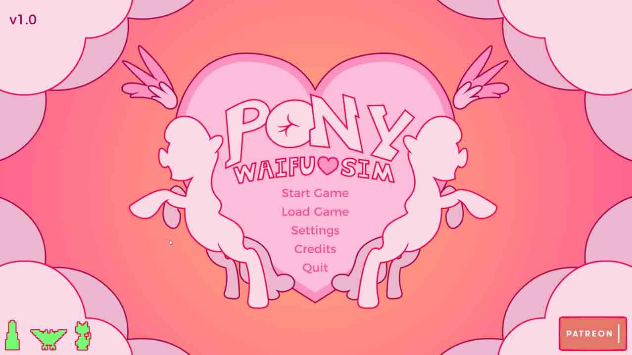 Pony Waifu Sim