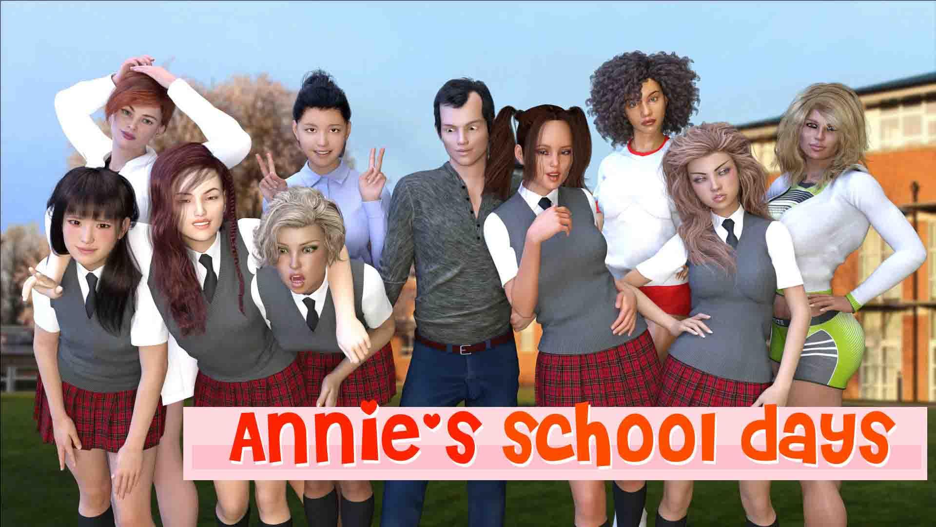 Ann's School Days
