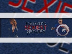 Самые сексуальные герои Земли