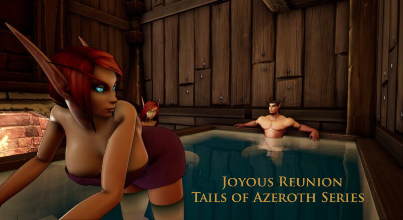 Joyous-Reunion-Tails-of-Azeroth-Series