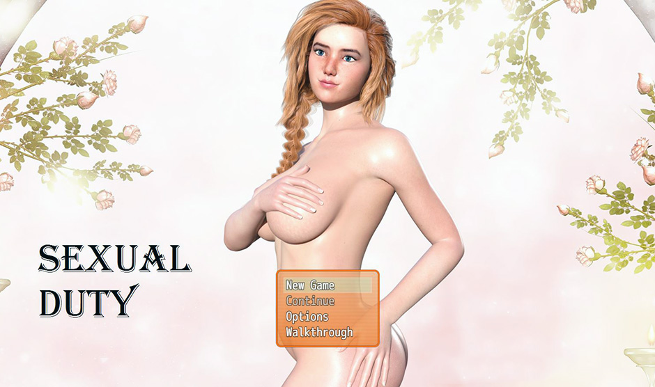 Sexual Duty Porn Game