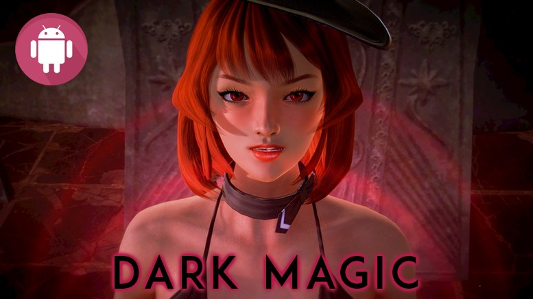 Android Dark Magic Game