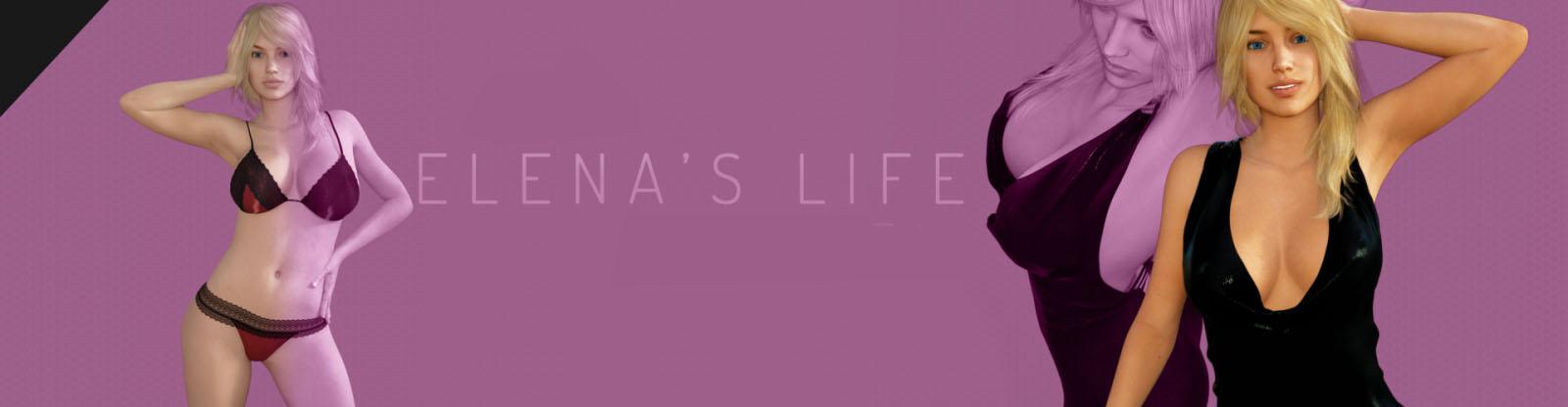 Gry dla dorosłych Elena's Life 3d