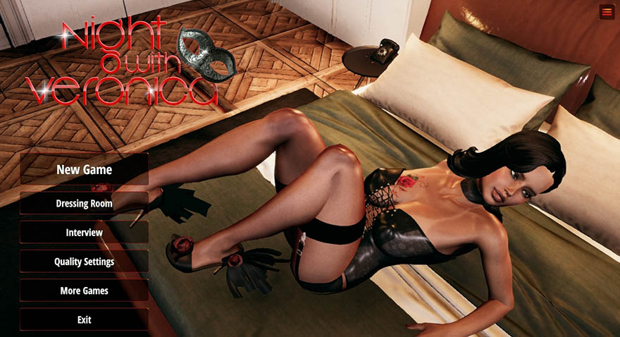 Night with Veronica - Premium Version