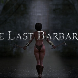 Zadnja Barbarian 3D Adult Game