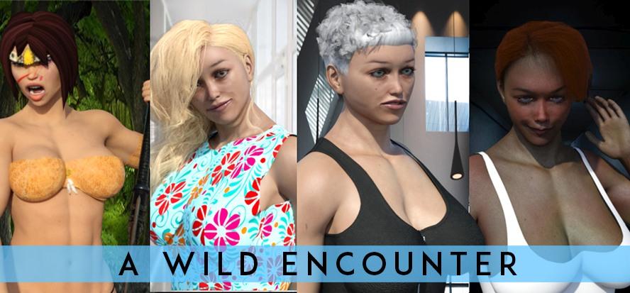 ワイルドエンカウンター -  3Dセックスゲーム