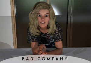 Bad Comany - 3D Porn Game