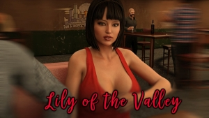 Okładka Lilly of the Valley 3D Porno