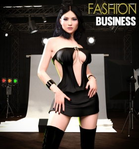 Fashion Business Adult Game