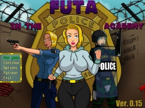Futa in the Police Academy