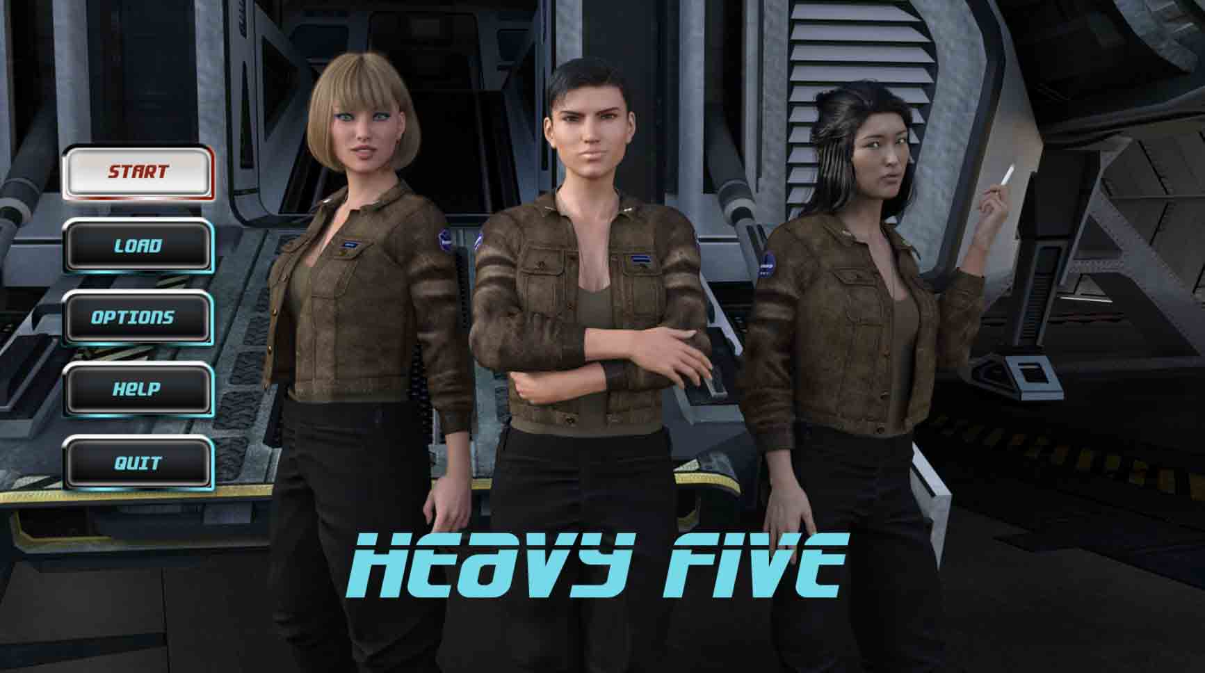 Heavy-Five