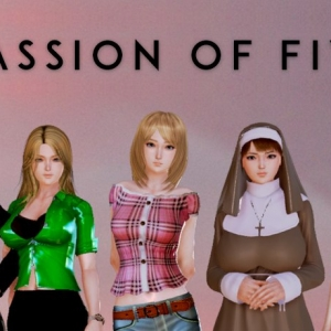 Passion Of Five - Pornspiel