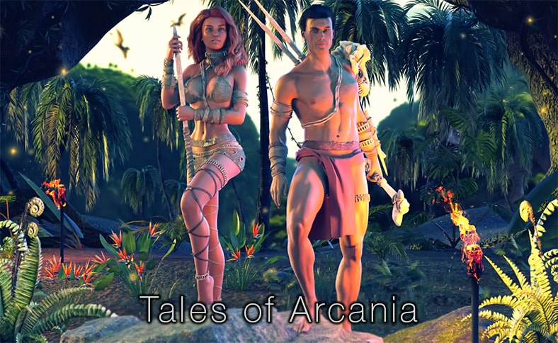 Tales of Arcania Games