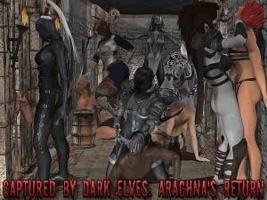 Captured by Dark Elves